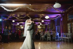 First Dance Walden Woods Purple Lighting