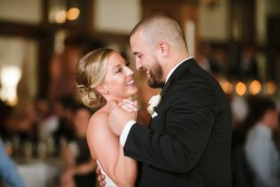Bride-groom-first-dance-close-up